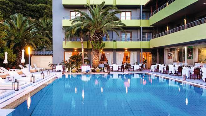 la piscine art hotel in skiathos town thomson